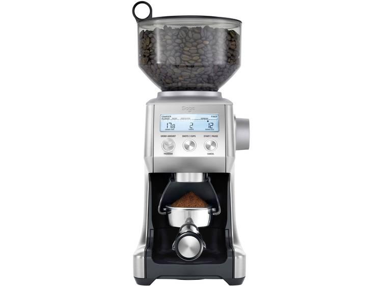 Sage The Smart Grinder Pro SCG820BSS4EEU1 Koffiemolen RVS Stalen kegelmaalwerk