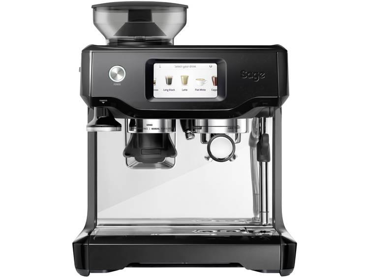 Espressomachine Sage The Barista Touch RVS, Zwart 2400 W met melkopschuimer, met koffiemolen - Prijsvergelijk