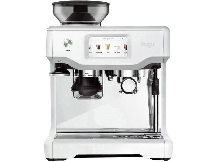 Espressomachine Sage The Barista Touch RVS 2400 W met koffiemolen, met melkopschuimer, Display - Prijsvergelijk