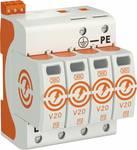 OBO V20-4+FS-280 surge controller V20 vierpolig met FS 280V