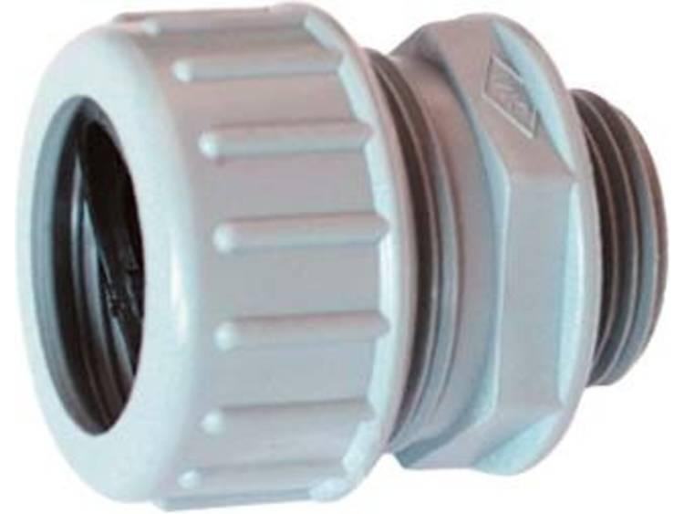 Fränkische Rohrwerke 25955016 FKV-E 16 Slangbevestiging Grijs 10.8 mm 25 stuks