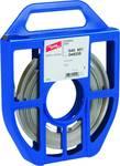 DEHN + SOEHNE spanband m. Abrollbox 14x0.3mm L50m NIRO 540 931