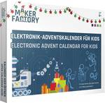 Makerfactory elektronica-adventskalender voor kinderen