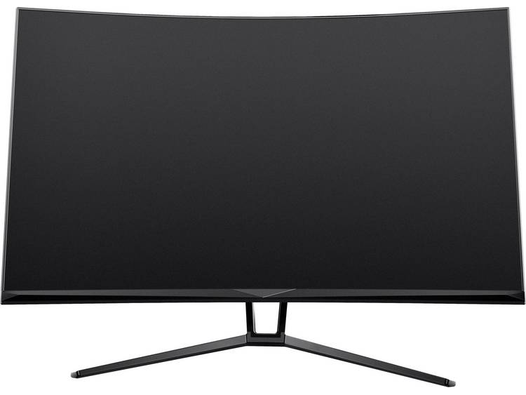 Denver MLC-3202G Gaming monitor 80 cm (31.5 inch) Energielabel A (A++ – E) 1920 x 1080 pix Full HD 1 ms HDMI, DisplayPort, Audio, stereo (3.5 mm jackplug) VA