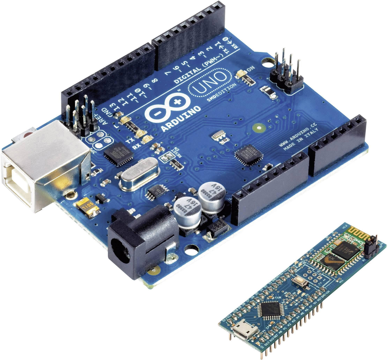 Arduino AG UNO 65139 inkl  IoT Nano Bluetooth® Board Development-board  ATMega328