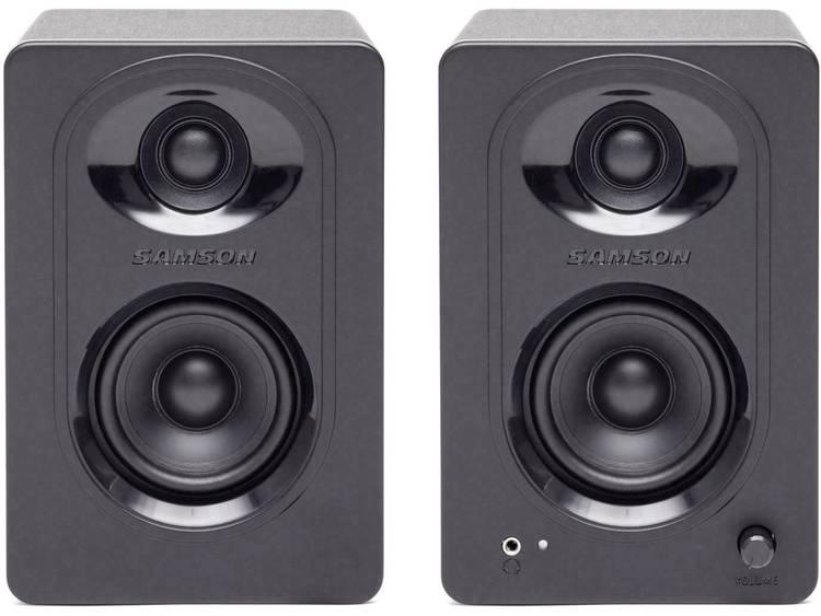 Actieve studio monitor 7.6 cm 3 inch Samson Media One M30 20 W 1 paar kopen