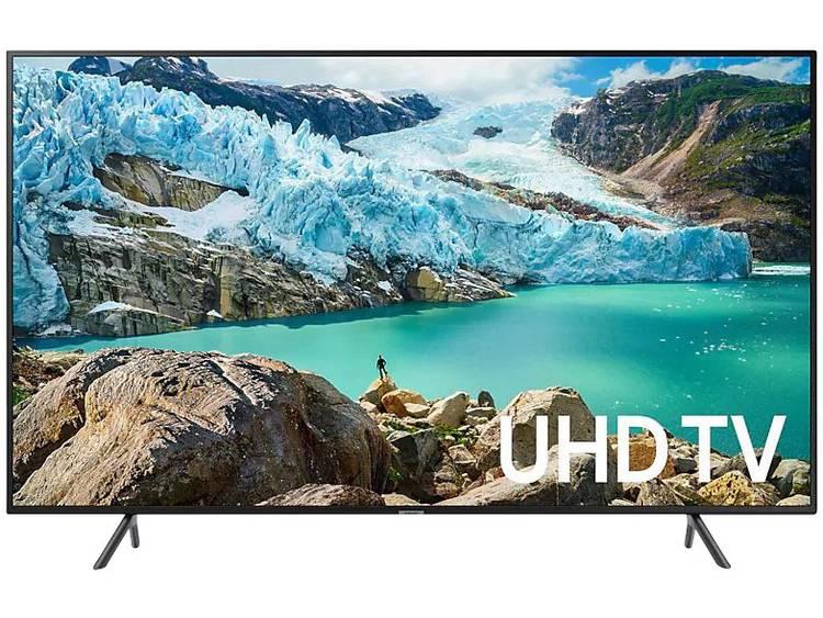 Samsung UE55RU7179 LED-TV 138 cm 55 inch Energielabel: A (A++ – E) DVB-T2, DVB-C, DVB-S, UHD, Smart TV, WiFi Zwart