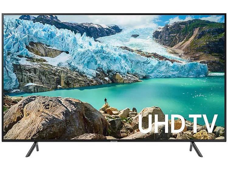 Samsung UE50RU7179 LED-TV 125 cm 50 inch Energielabel: A (A++ – E) DVB-T2, DVB-C, DVB-S, UHD, Smart TV, WiFi Zwart