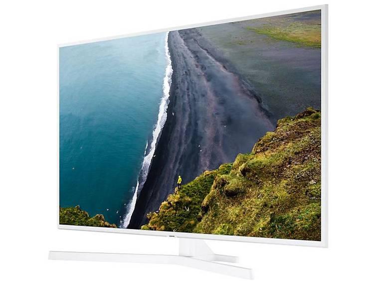 Samsung UE43RU7419 LED-TV 108 cm 43 inch Energielabel: A (A++ – E) DVB-T2, DVB-C, DVB-S, UHD, Smart TV, WiFi, PVR ready Zilver