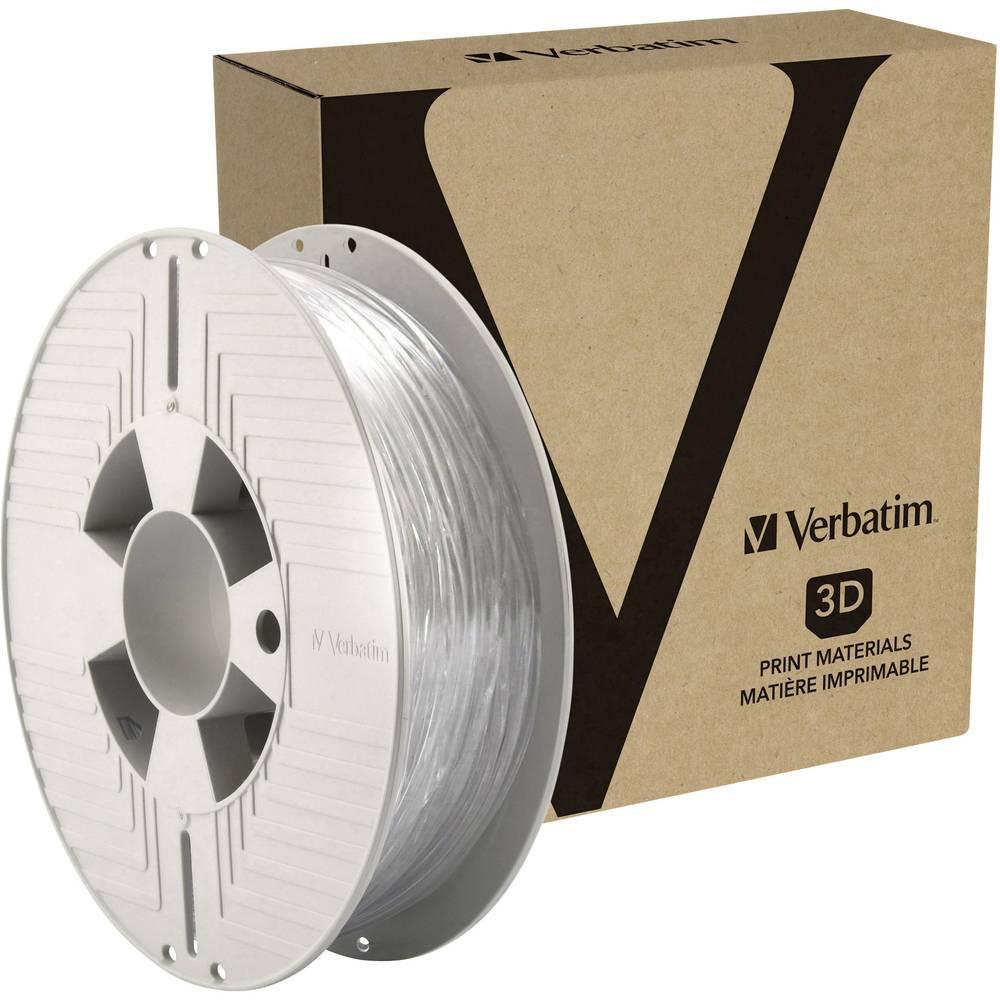 Verbatim 55154 3D-skrivare Filament 2.85 mm 500 g Klar 1 st