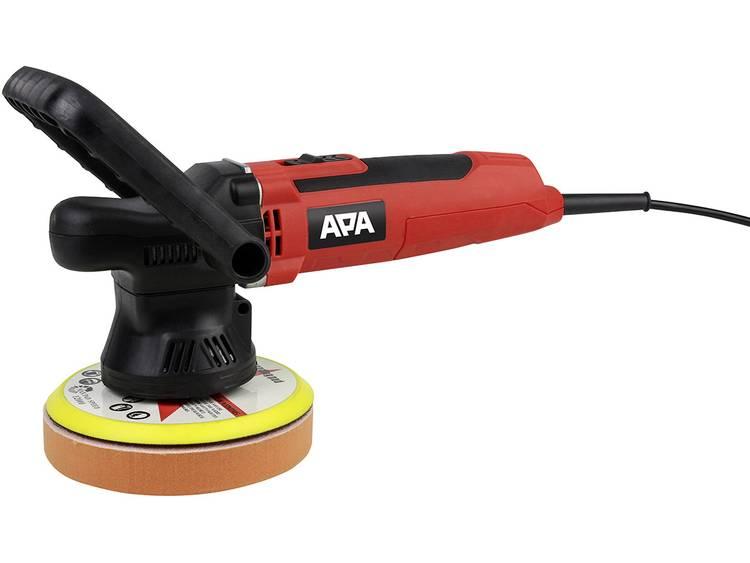 APA Profi 150 20991 Accu polijstmachine 230 V AC, 240 V AC 650 W 2000 6400 omw min 150 mm