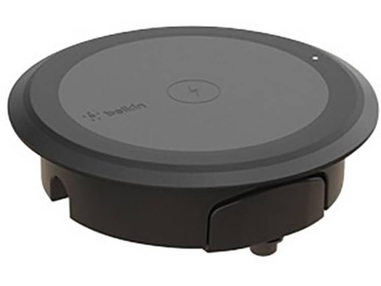 Belkin Spot -Top Inductielader 2000 mA Uitgangen Qi-standaard Zwart