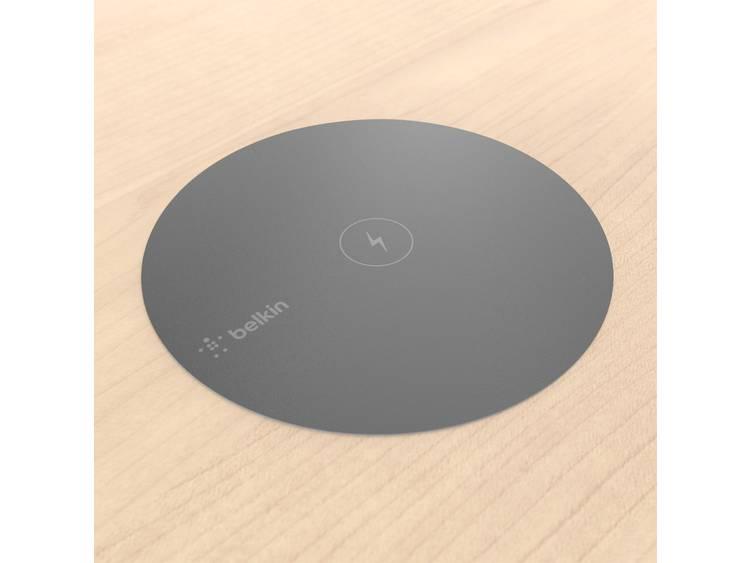 Belkin Spot -Flat Inductielader 2000 mA Uitgangen Qi-standaard Zwart