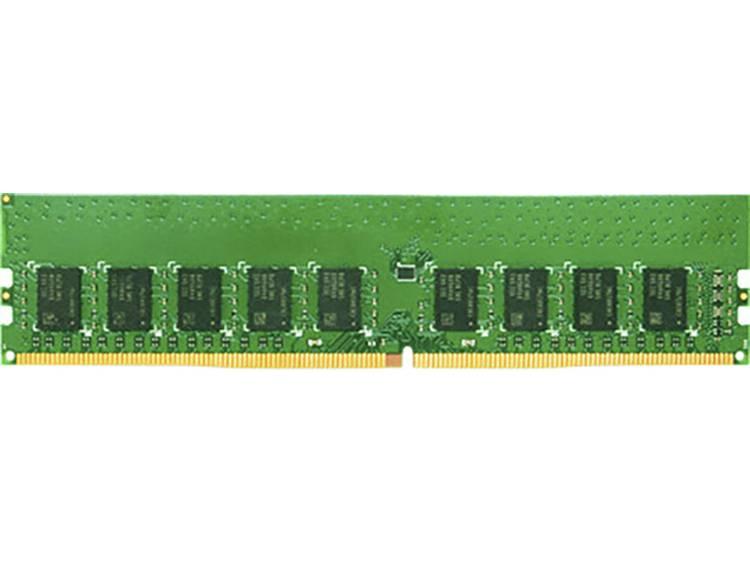 Server werkgeheugen Synology RAMEC2133DDR4 16GB 16 GB 1 x 16 GB DDR4 RAM ECC 213