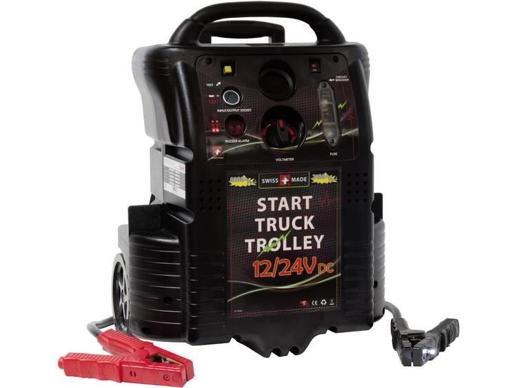 ELMAG START TRUCK TROLLEY 6200-3100 A 55073 Snelstartsysteem Starthulpstroom: 2340 A Starthulpstroom