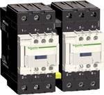 Keerschakelaarcombinatie, 3p+ 1S + 1O, 30kW/400V/AC3 65A, spoel 230 V 50/60 Hz