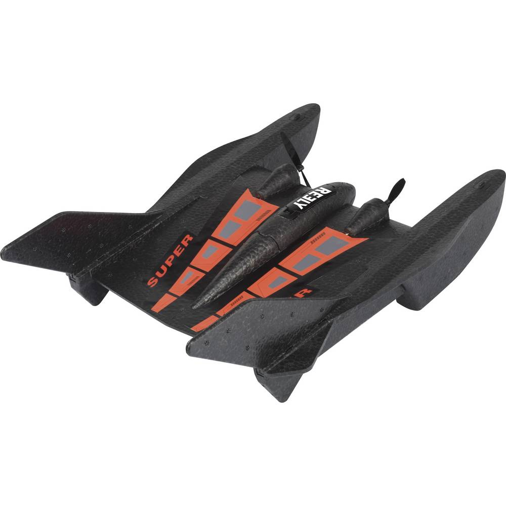 RC Modellflyg nybörjare Reely 2-in-1 Aero-TerraX RtF