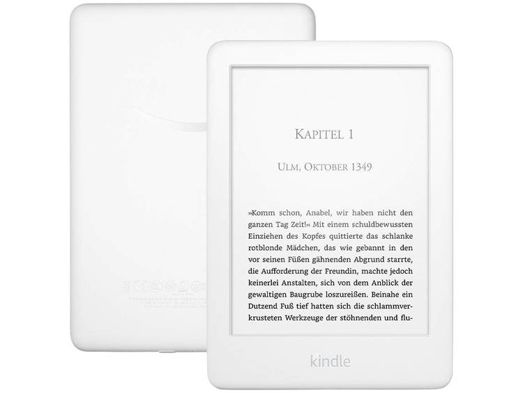 "amazon Kindle (10. Generation â"" 2019) eBook-reader 15.2 cm (6 inch) Wit"