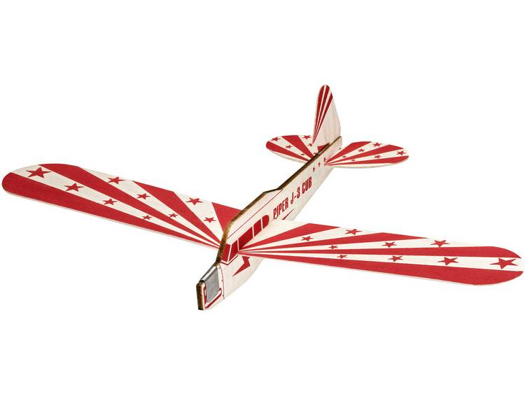Vrije vlucht vliegtuig Revell Balsa birds Jet Glider 24312