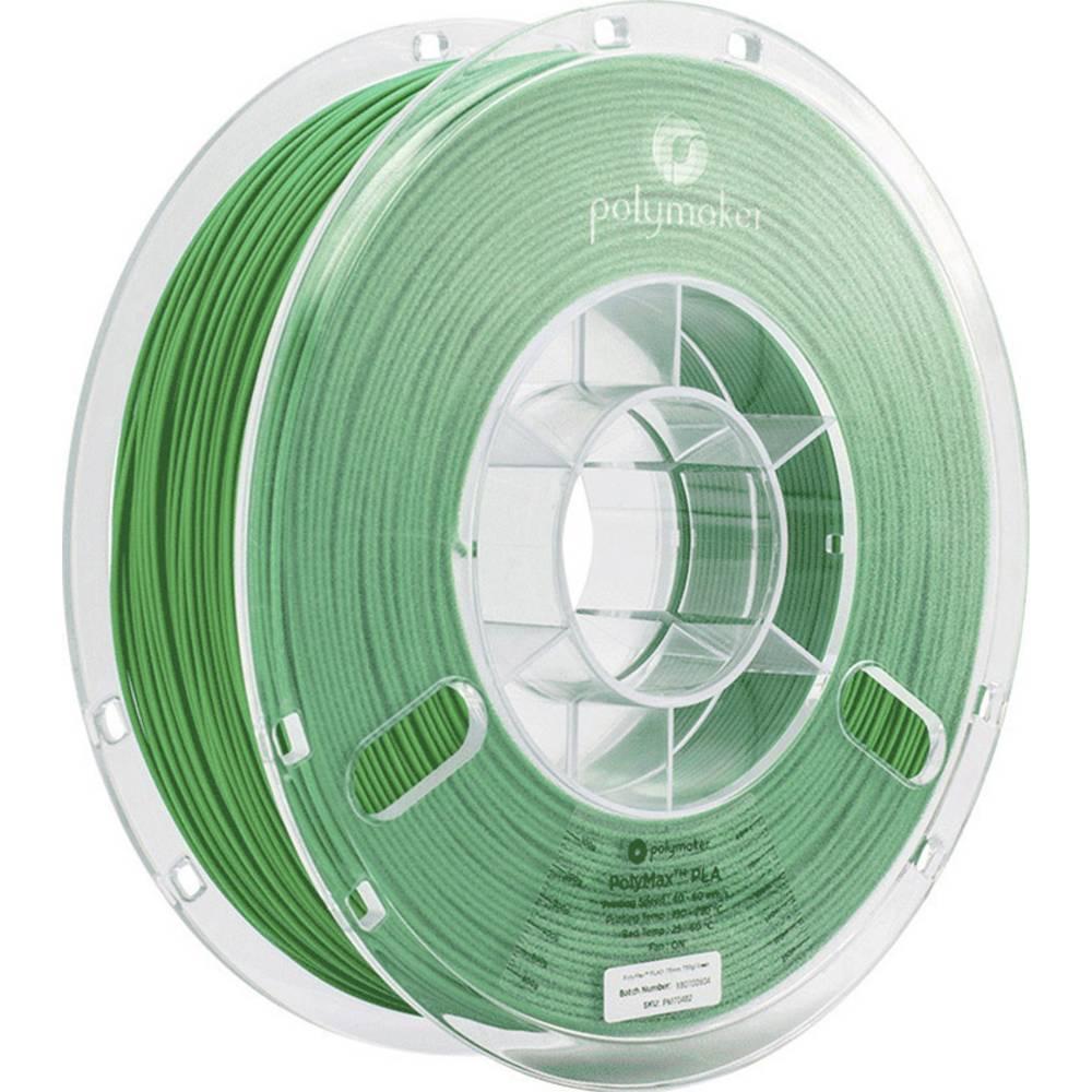 Polymaker 70482 PolyMax 3D-skrivare Filament PLA-plast 1.75 mm 750 g Grön PolyMax 1 st