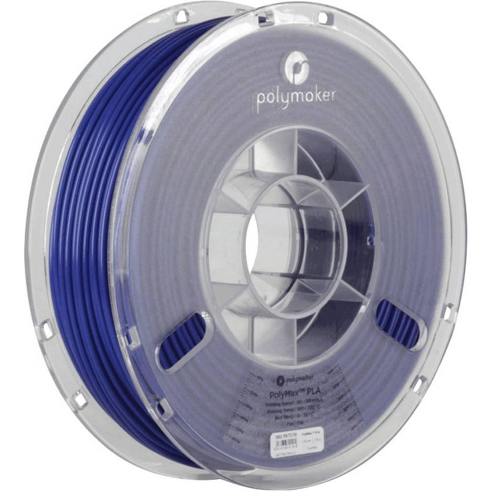 Polymaker 70152 PolyMax 3D-skrivare Filament PLA-plast 1.75 mm 750 g Blå PolyMax 1 st