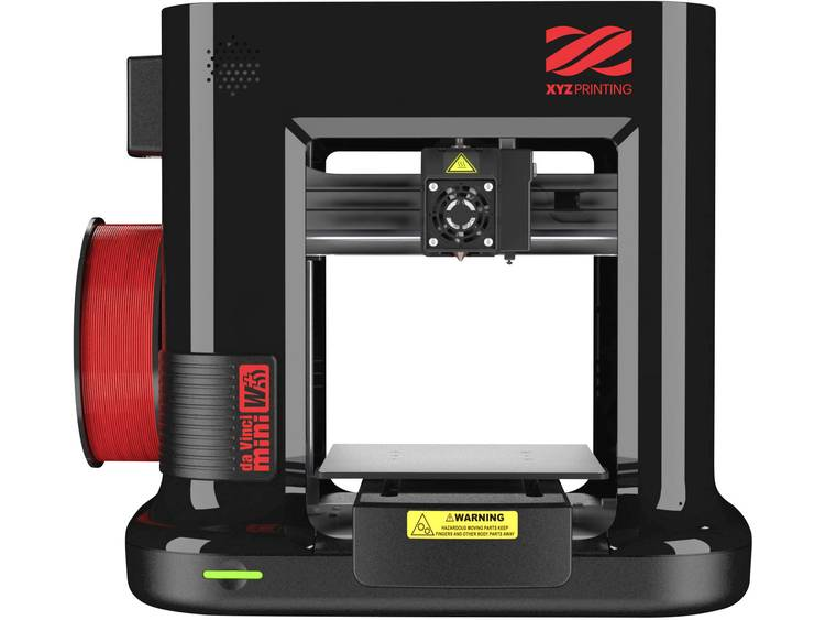 XYZprinting da Vinci mini w+ 3D-printer Fused Filament Fabrication (FFF) Wi-Fi