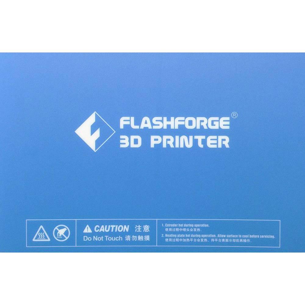 Flashforge Tryckbäddfolie Passar till 3D-skrivare: FlashForge Dreamer, FlashForge Creator (Pro)