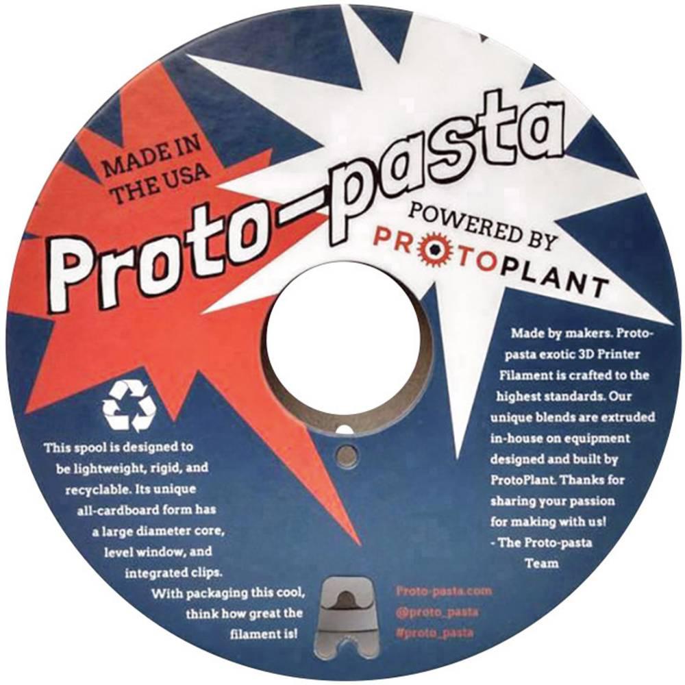 Proto-Pasta SSP12805 3D-skrivare Filament PLA-plast 2.85 mm 500 g Grå 1 st
