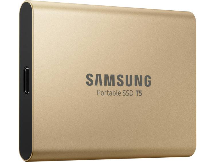 Samsung Portable T5 Externe SSD harde schijf 500 GB Rose gold USB-C USB 3.1