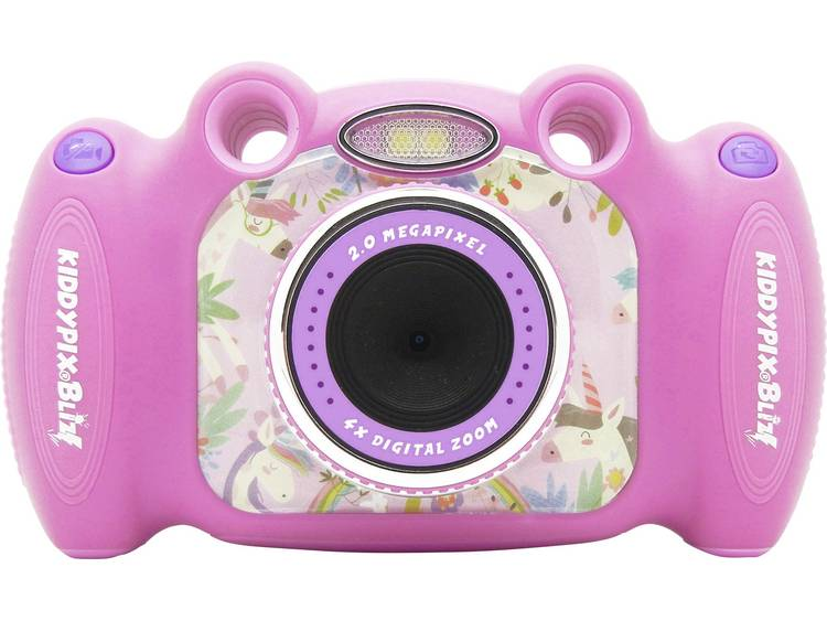 Easypix Kiddypix - Blizz (Pink) Digitale camera Roze kopen