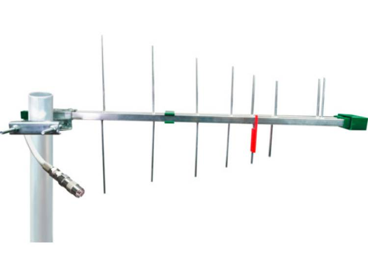 Schwaiger ANT05 011 Satellietschotel Zilver