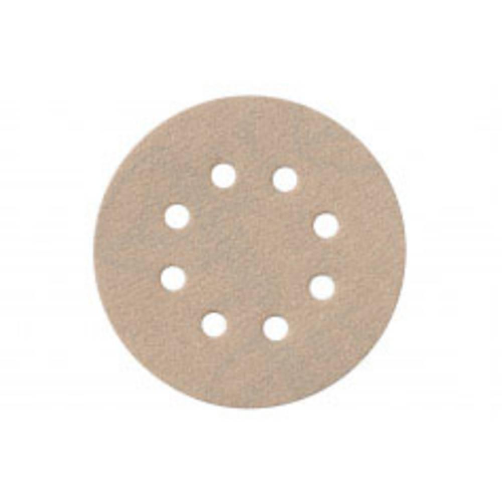 Hechtschuurpapier (25 st.) 125 mm P80