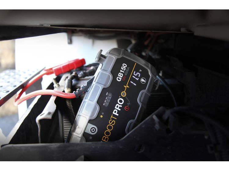 NOCO Pro 4000A Lithium Jump Starter GB150 Snelstartsysteem Starthulpstroom 4000 A
