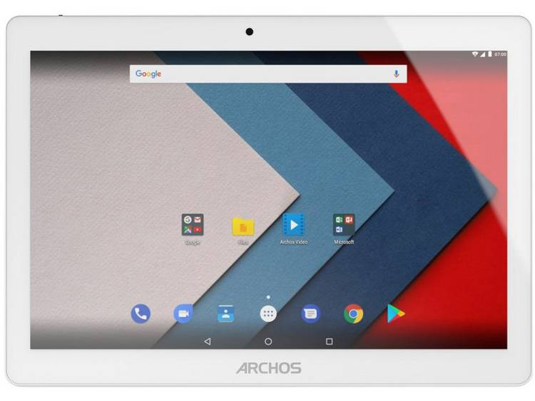 Archos Oxygen 101 Android-tablet 25.7 cm (10.1 inch) 64 GB GSM/2G, LTE/4G, UMTS/3G, Wi-Fi Grijs 1.3 GHz Quad Core Android 8.1 Oreo 1280 x 800 pix