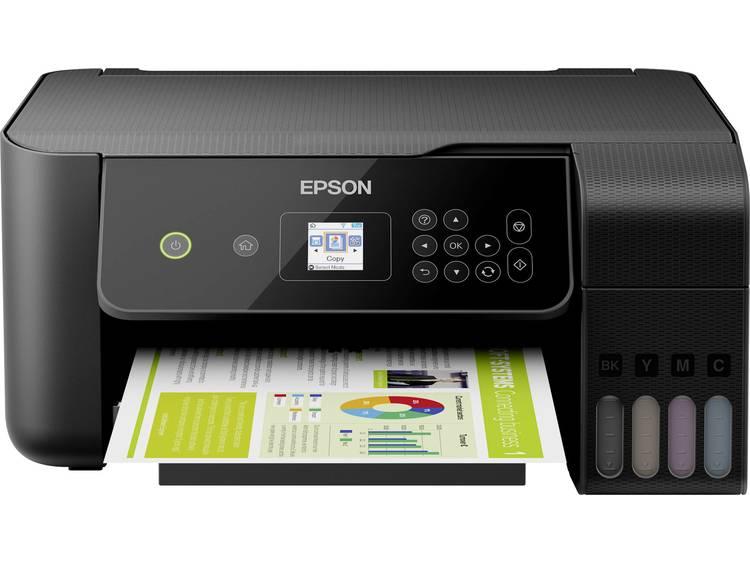 Epson EcoTank ET 2720 WiFi Inktbijvulsysteem