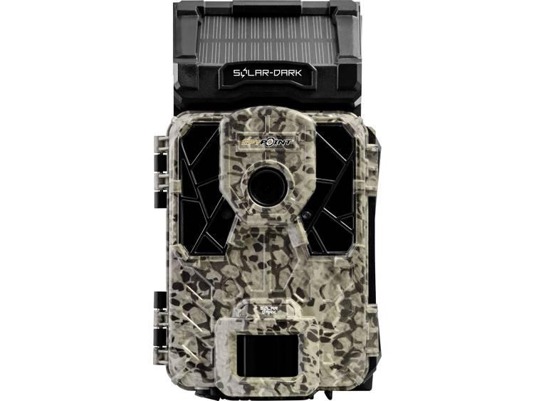 Spypoint Solar-Dark Wildcamera 12 Mpix Timelapsevideo, Geluidsopnames Camouflage kopen