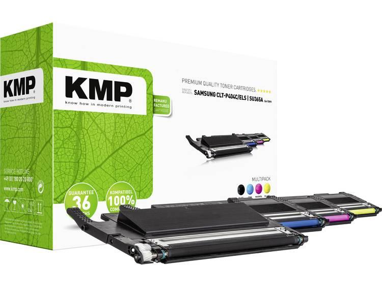 KMP Toner multipack vervangt Samsung C404 CLT P404C CLT C404S CLT K404S CLT