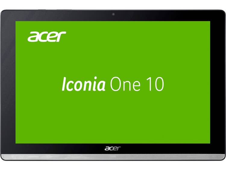 Acer Iconia One 10 B3-A50FHD Android-tablet 25.7 cm (10.1 inch) 16 GB Wi-Fi Zilver 1.5 GHz Quad Core Android 8.1 Oreo 1920 x 1200 pix