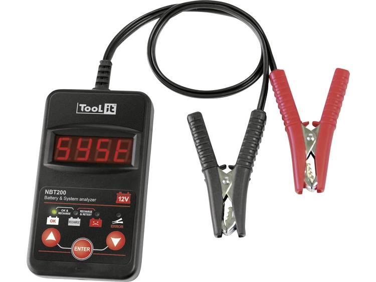 Toolit NBT200 Accutester, Accubewaker 50 cm