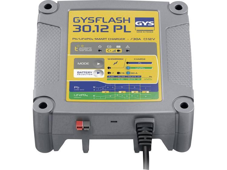Druppellader, Accubewaker GYS GYSFLASH 30.12 PL