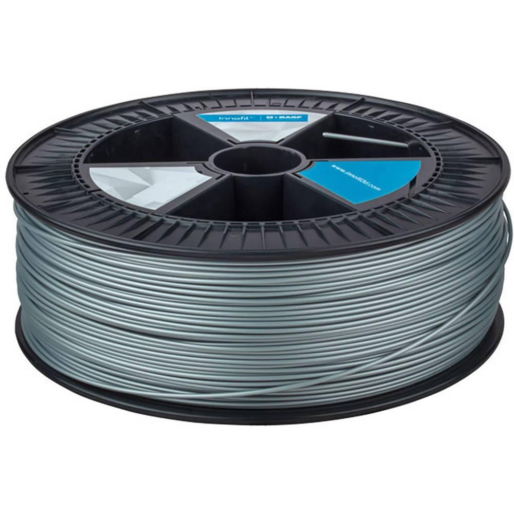 BASF Ultrafuse PLA-0021a250 3D-skrivare Filament PLA-plast 1.75 mm 2.500 g Silver (metallic) 1 st