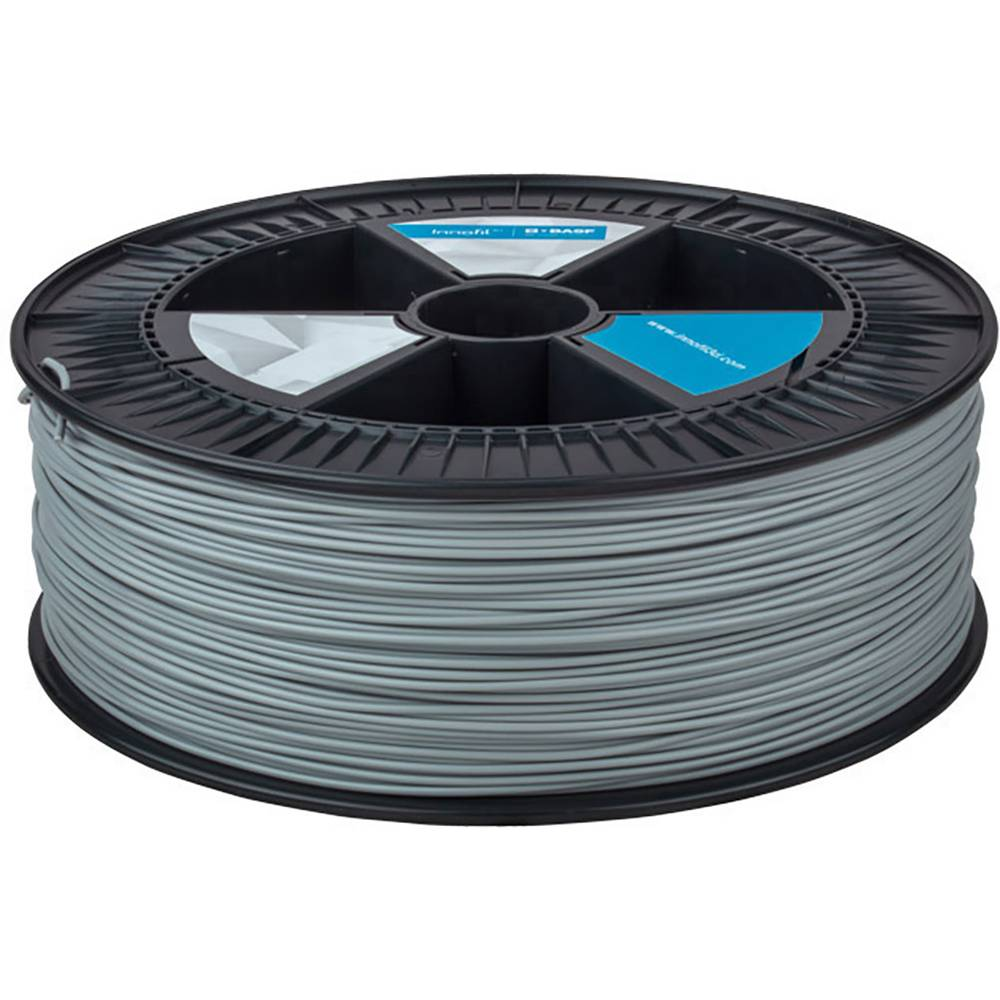 BASF Ultrafuse PR1-7523a250 3D-skrivare Filament Tough PLA 1.75 mm 2.500 g Grå Pro1 1 st