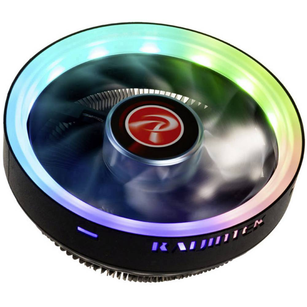 Raijintek JUNO PRO RBW RGB CPU-kylare fläkt