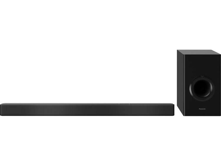 Panasonic SC-HTB510 Soundbar Zwart Bluetooth, Incl. draadloze subwoofer, Multiro