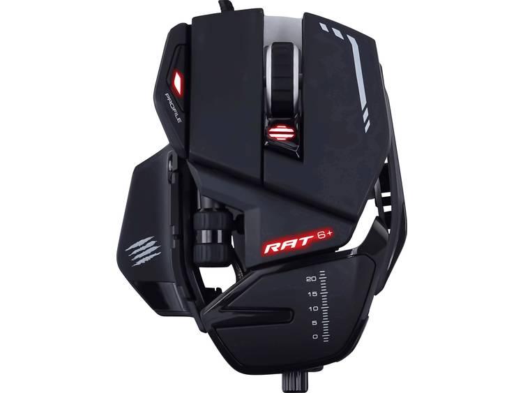Mad Catz R.A.T. 6+ gaming-muis (met snoer, 12000 dpi)