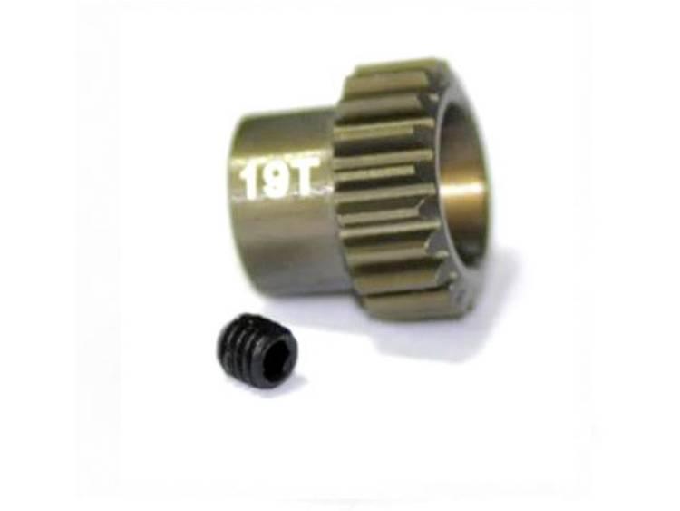 ArrowMax Motorrondsel Soort module: 48 DP Boordiameter: 3.175 mm Aantal tanden: 19