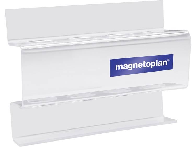 Magnetoplan 16712 16712 Penhouder magnetisch Transparant