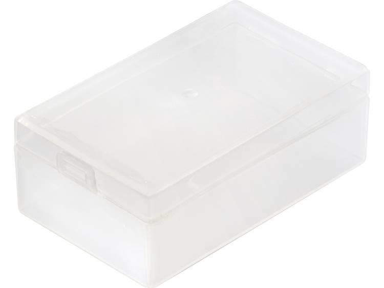 Basetech AA12-PK Batterijbox Aantal cellen: 12 AA (penlite), 14500 (l x b x h) 85.2 x 51 x 30 mm