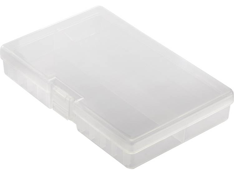Basetech AA 48PK Batterijbox Aantal cellen: 48 AA (penlite), 14500 (l x b x h) 175 x 115 x 30 mm