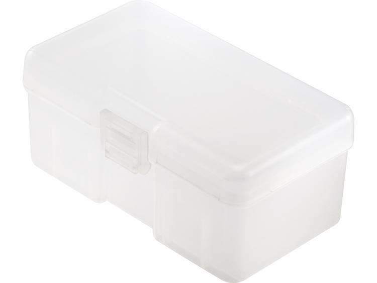 Basetech D8-PK PP Batterijbox Aantal cellen: 8 D (mono) (l x b x h) 145 x 85 x 65 mm